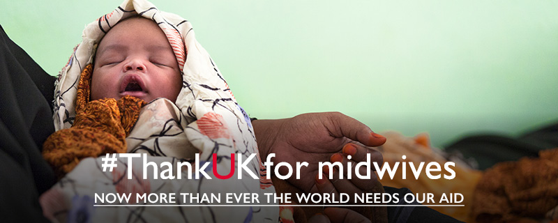 ThankUK image - for midwives