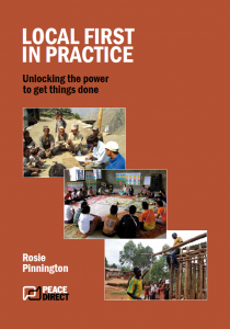 Report cover 'Local First in Practice'