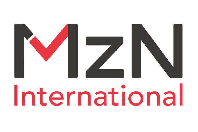 MzN International logo
