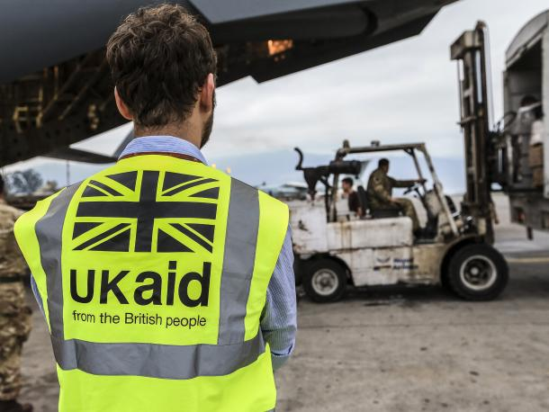 Latest aid supplies reach earthquake-hit Nepal from the UK