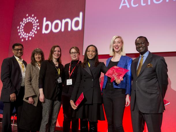 Bond Awards 2018