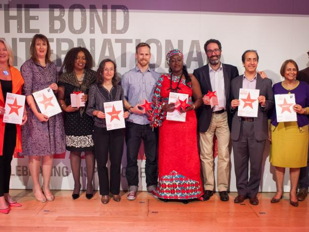 Bond Awards 2015 winners