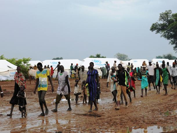 South Sudanese refugees in Ethiopia