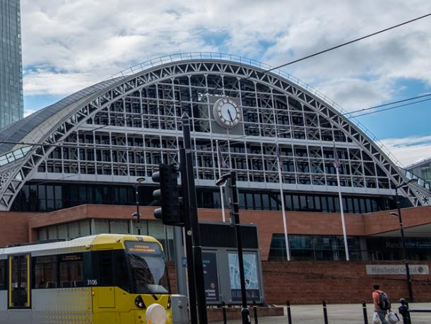 The Manchester Central Convention Complex