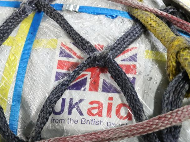 UK aid delivery