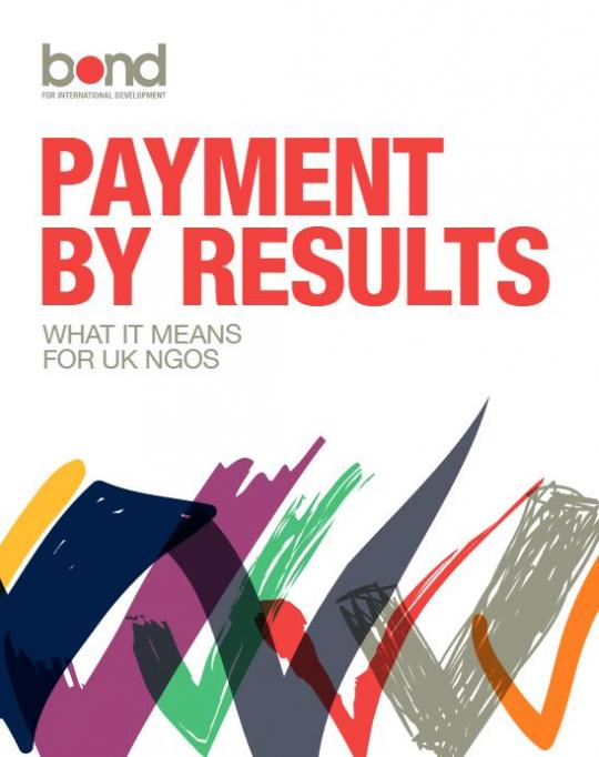 Payment by results resource cover