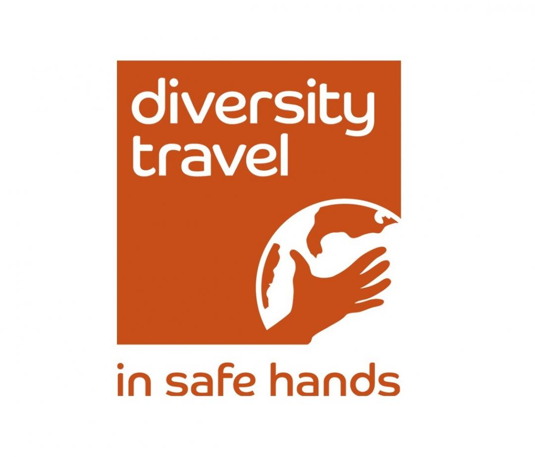 Diversity Travel logo