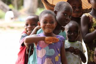 Children in Ghana