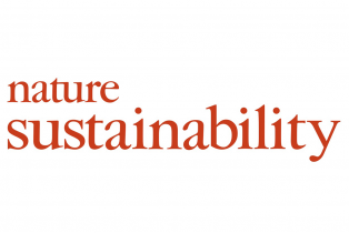 Nature Sustainability logo