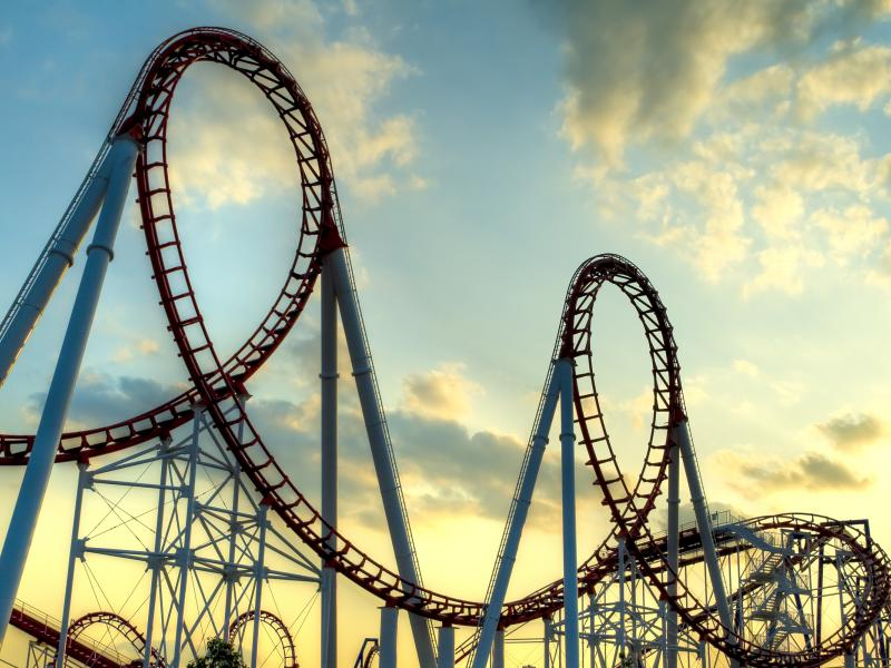 love and roller coaster Freefalling into love first requires the climb gravity, freefall, potential energy, and kinetic energy are all a part of the physics of roller coasters and, metaphorically, of romantic.